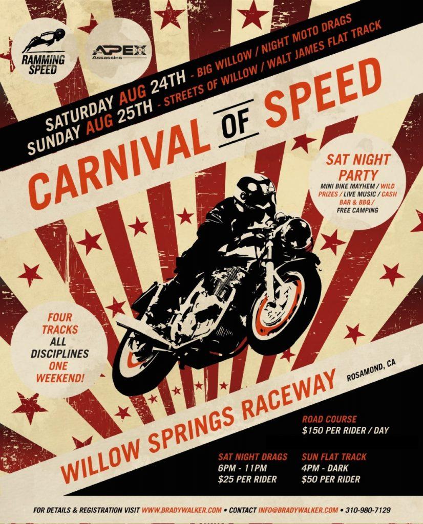Carnival Of Speed 2019 @ Willow Springs International